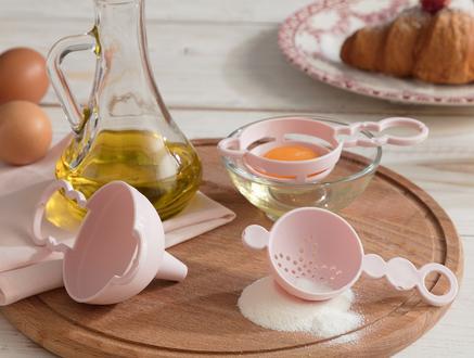 Diurne Set (Huni +Süzgeç + Yumurta Süzgeci)