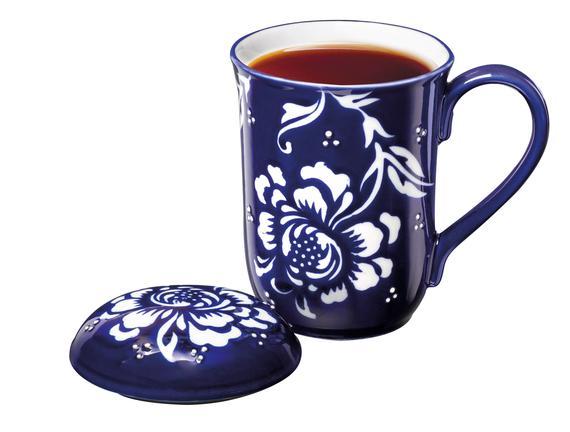 Rêve Kuvars Kapaklı Porselen Kupa 240 ml