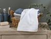 Ryella Armürlü El Havlusu - Beyaz - 30x46 cm
