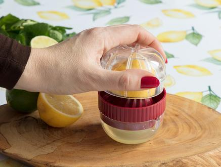 Lemoncha Limon Sıkacağı - Carmen Kırmızı