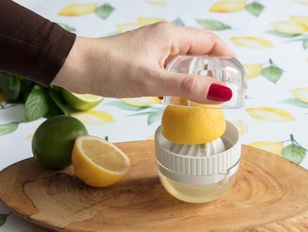 Lemoncha Limon Sıkacağı - Soft Ekru