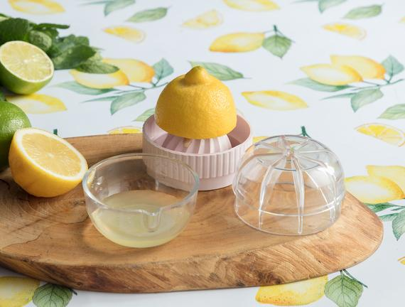 Lemoncha Limon Sıkacağı - Soft Pudra