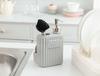 Freman Fırçalı Sıvı Sabunluk - Soft Gri