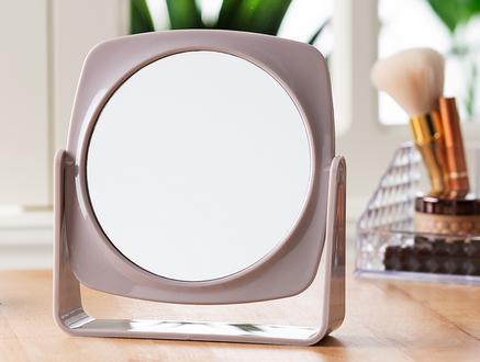 Ferca Makyaj Aynası - Açık Mürdüm