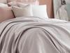Eugenia Çift Kişilik Yatak Örtüsü - Açık Mürdüm