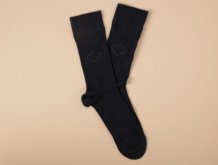 Arles Erkek Soket Çorap - Lacivert