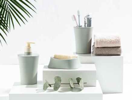 Orvelle 3'li Banyo Seti - Soft Yeşil