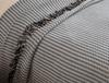 Eloy Tek Kişilik Yatak Örtüsü - Ekru / Lacivert