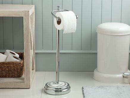 Colonne Kilitli Tuvalet Kağıtlık