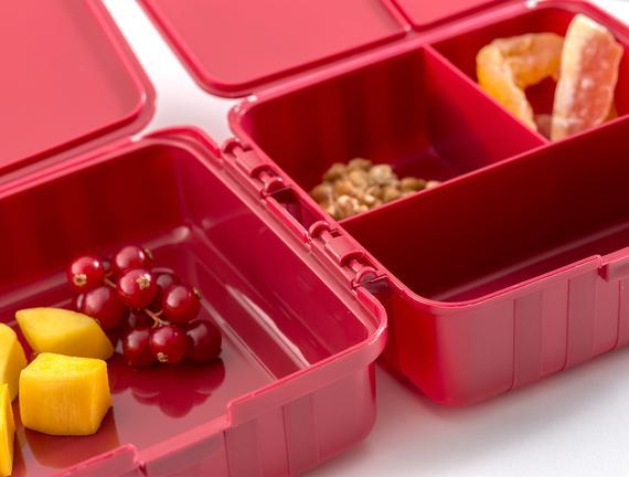 Diurne Beslenme Kutusu - Carmen Kırmızı