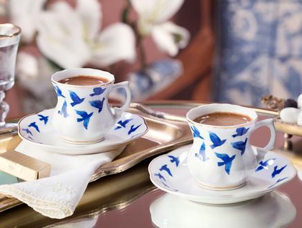 Balard 4'lü Kahve Fincan Takımı