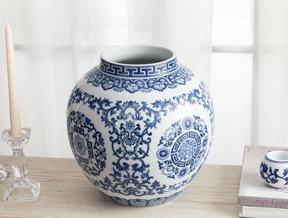 Saint-Pierre Bleu Blanc Vazo