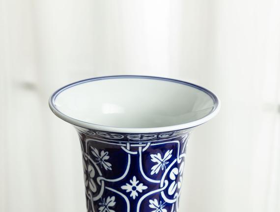 Colmar Bleu Blanc Vazo
