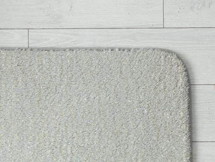 Acel Banyo Paspası - Gri - 100x150 cm