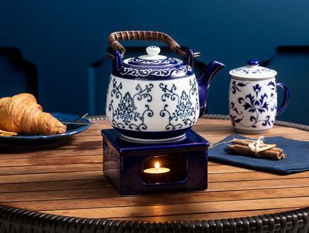 Ravi Kare Çay Isıtıcı