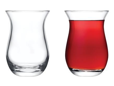 Alleffra 6'lı Çay Bardağı Seti 120 ml