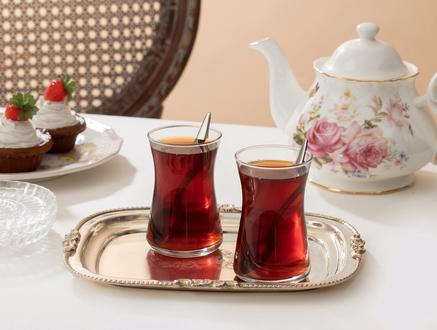 Esperanza 6'lı Çay Bardağı Seti 170 ml