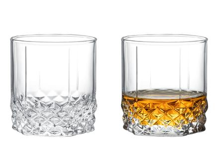 Pamella 4'lü Viski Bardağı Seti