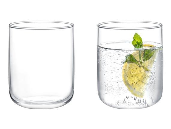 Musette 4'lü Su Bardağı Seti 270 ml