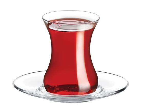 Thierry  6-Lı  Çay Tabağı