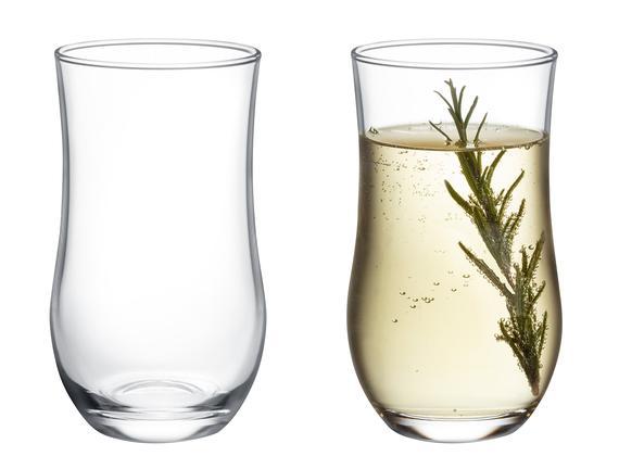 Coralie 4'lü Meşrubat Bardağı Seti 360 ml