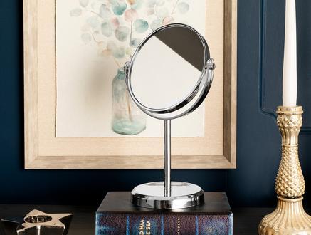 Glowy Makyaj Aynası - Platin