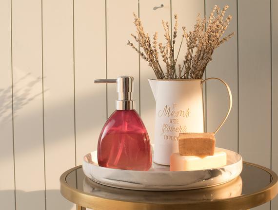 Raina Sıvı Sabunluk - Gül Kurusu