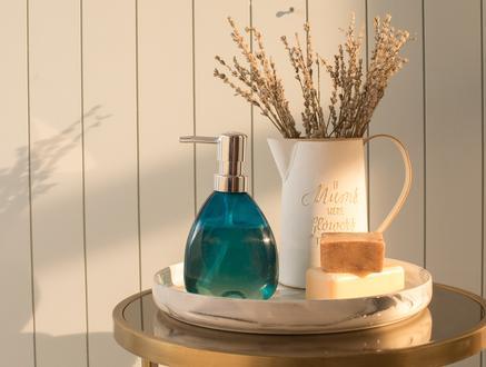 Raina Sıvı Sabunluk - Mavi