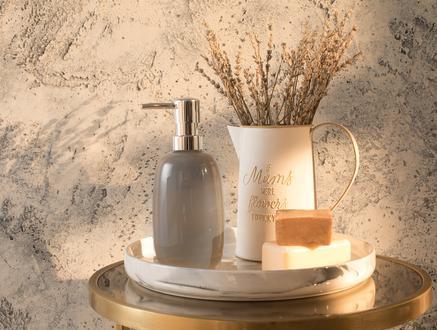 Estee Sıvı Sabunluk - Bej