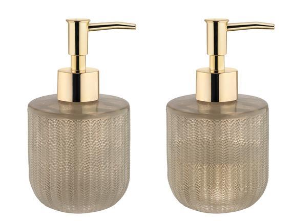 Veronigue Sıvı Sabunluk - Bej