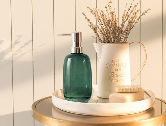 Estee Sıvı Sabunluk - Yeşil