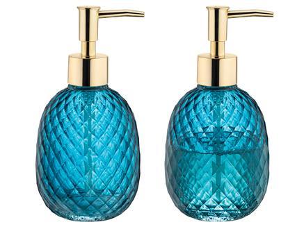Tracy Sıvı Sabunluk - Mavi