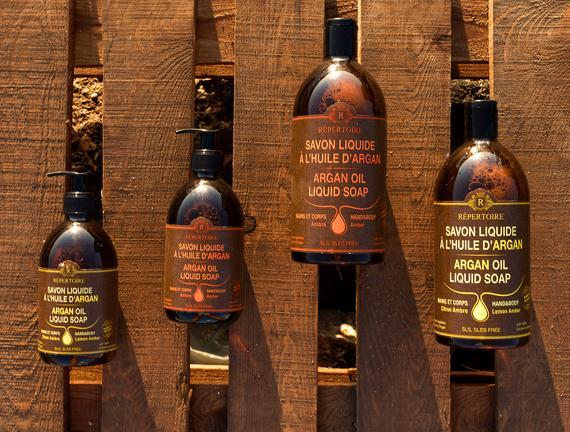 Répertoire Argan El ve Vücut Sabunu - 500 ml