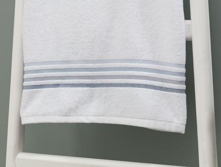 Sandy  Banyo Havlusu - Beyaz