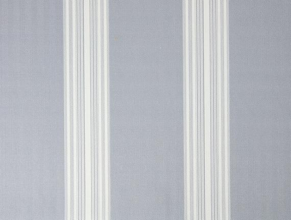 Raymond Pvc Masa Örtüsü - Lacivert / Beyaz - 140 cm