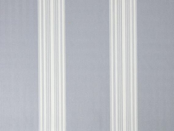 Raymond Pvc Masa Örtüsü - Lacivert / Beyaz - 100x140 cm