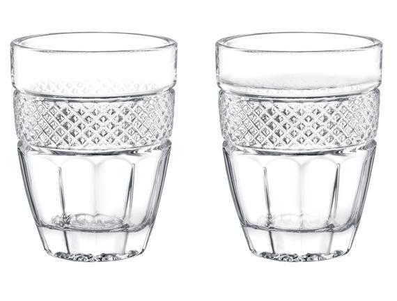 Laurent 4'lü Mini Kahve Yanı Bardağı Seti