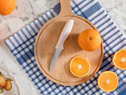 Nancy Soyma Bıçağı - Soft Pudra