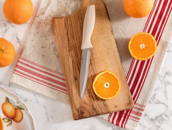 Nancy Çok Amaçlı Bıçak - Soft Bej