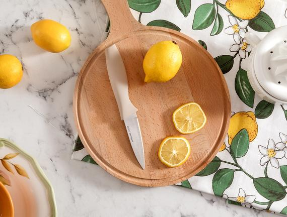 Nancy Soyma Bıçağı - Soft Bej