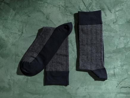 Dijon Erkek Soket Çorap - Lacivert