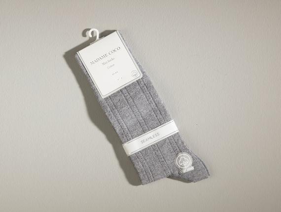 Avignon Erkek Soket Çorap - Gri
