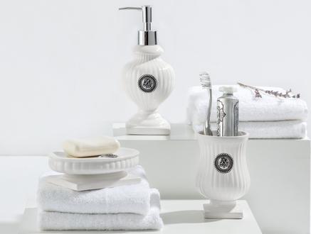 Antoinette 3'Lü Banyo Seti