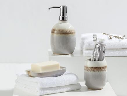 Algie 3'Lü Banyo Seti