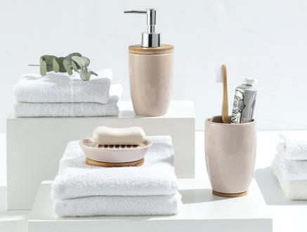 Bern 3'Lü Banyo Seti
