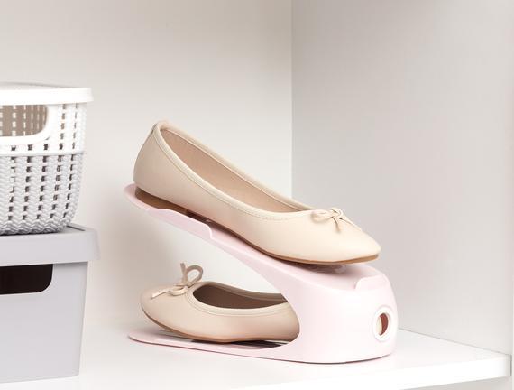 Ives Ayakkabı Rampası - Soft Pudra