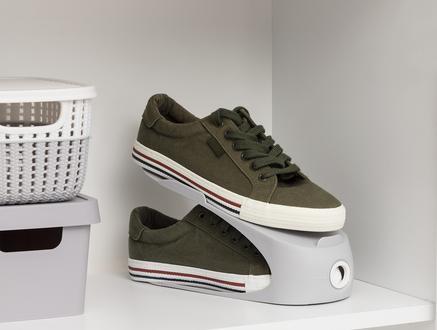 Ives Ayakkabı Rampası - Soft  Gri