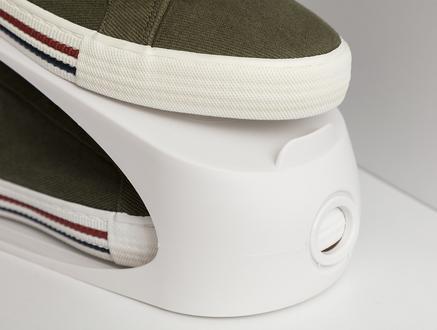 Ives Ayakkabı Rampası - Soft Ekru