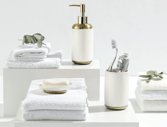 Adalyn 3'Lü Banyo Seti