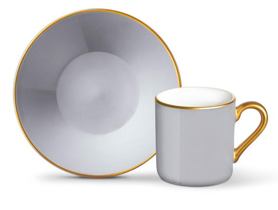 Phillipa 2'li Kahve Fincan Takımı - Soft Gri
